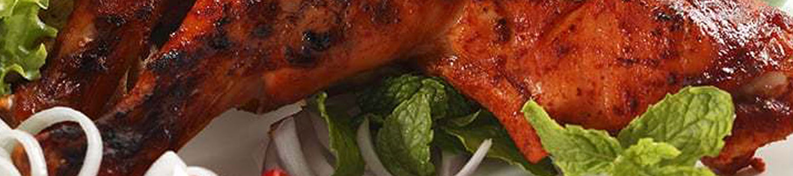 Restaurant Indien Paris - Chicken Tandoori